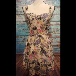 TopShop floral dress - Size 6